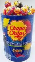Chupa Chups Zungenmaler Lolipop, Zungenfärber Lolly, 100 Stück in Box
