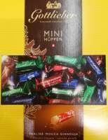 Gottlieber Minis Hüppen, Kaffeebeilage, einzeln verpackt, 335 Stück